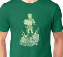 It's Dangerous To Go Alone Unisex T-Shirt