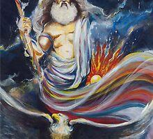 """""""Zeus"""" (detail) by vjschmitt"""