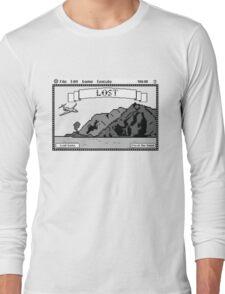 Dharma Initiative: Video Game Long Sleeve T-Shirt
