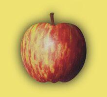 Apple by rafi talby Kids Tee