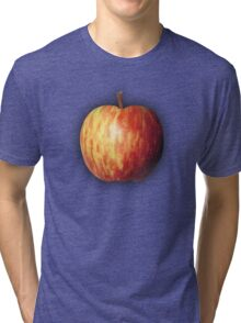 Apple by rafi talby Tri-blend T-Shirt