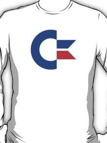 Commodore C64 Retro Classic Symbol T-Shirt