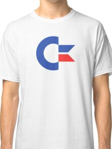 Commodore C64 Retro Classic Symbol Classic T-Shirt