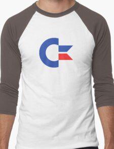Commodore C64 Retro Classic Symbol Men's Baseball ¾ T-Shirt