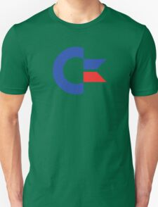 Commodore C64 Retro Classic Symbol T-Shirt
