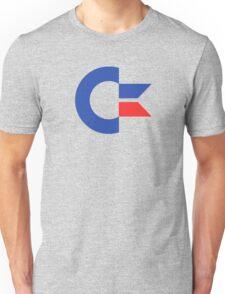 Commodore C64 Retro Classic Symbol Unisex T-Shirt