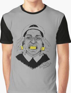 A$AP ROCKY - SLEAZE PLEASE Graphic T-Shirt