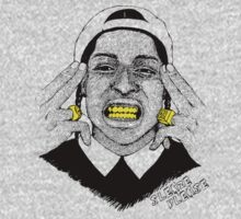 A$AP ROCKY - SLEAZE PLEASE by TheJokerSolo