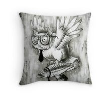 Carpool Throw Pillow