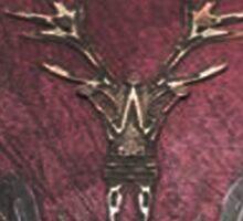 Stannis' armour  Sticker