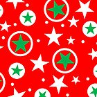 Christmas Stars by partycraft