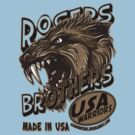 wolf usa warriors by rogers bros by usawarriors