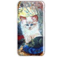 Cats Love iPhone Case/Skin