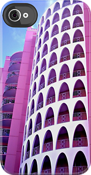 HOT PINK PALACE by Doria Fochi