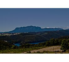 Mt Roland, tasmania Photographic Print