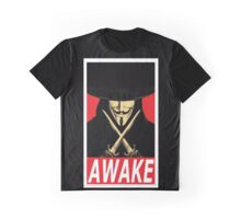 AWAKE Graphic T-Shirt