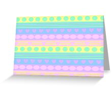 Easter Wrapping Greeting Card