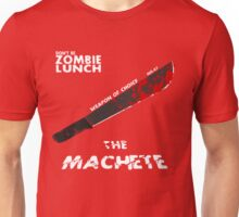 "Weapon of choice no. 47 ""The Machete"" Unisex T-Shirt"