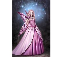 Titania Butterfly Fairy Queen Photographic Print