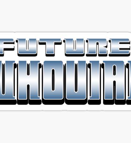 Future Whovian Sticker