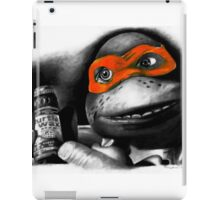 Michelangelo - TMNT iPad Case/Skin