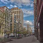 Woodward Ave by Tina Logan