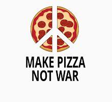 Make Pizza Not War Unisex T-Shirt