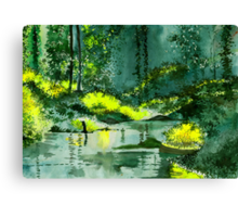 Tranquil 1 Canvas Print