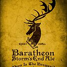 House Baratheon's Ale by Baznet