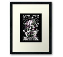 Mortality Framed Print