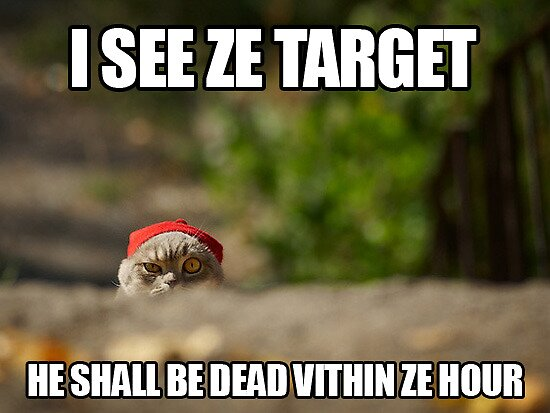 Target Sighted by AzzurroSkied