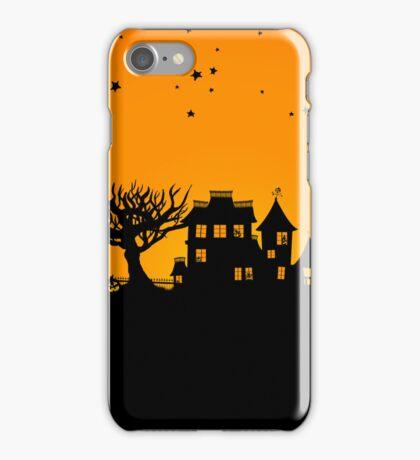 Halloween House iPhone Case/Skin