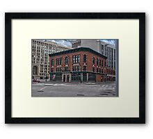 Parker Webb Building Framed Print