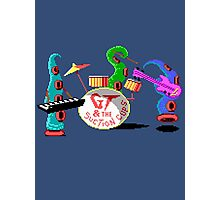 Maniac Mansion Pixel Style- Retro DOS game fan items Photographic Print
