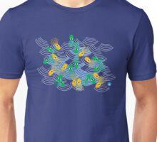 Monster Surfing Unisex T-Shirt