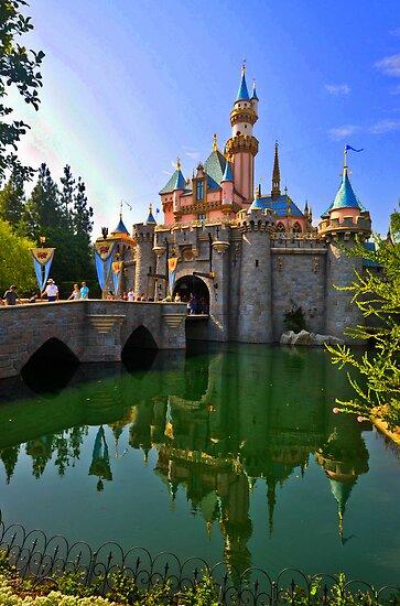 Sleeping Beauty's Castle by katpoop