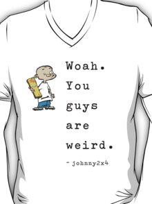 Johnny2x4 T-Shirt