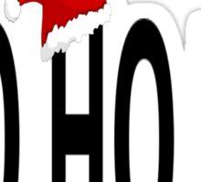 Ho Ho No Sticker