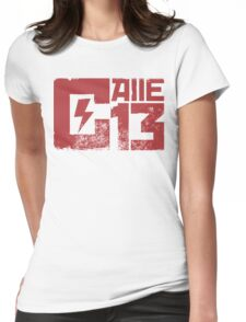 Calle 13 Womens Fitted T-Shirt