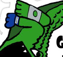 Gator Roll Sticker