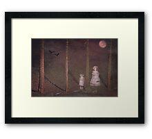 Three AM Framed Print