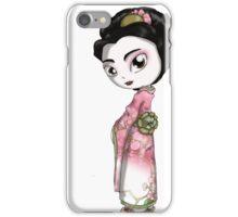 Elegant Sakura II iPhone Case/Skin