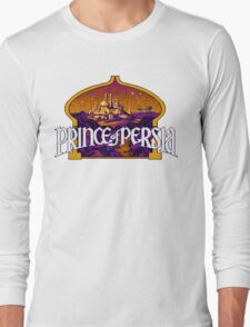 Prince of Persia Pixel Style- Retro DOS game fan items Long Sleeve T-Shirt
