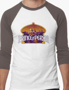 Prince of Persia Pixel Style- Retro DOS game fan items Men's Baseball ¾ T-Shirt