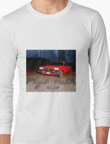Plymouth fury 1958 Long Sleeve T-Shirt