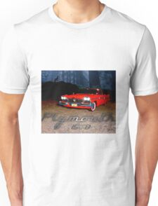 Plymouth fury 1958 Unisex T-Shirt