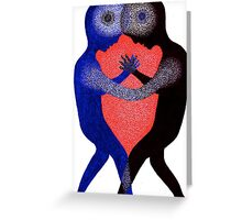 when two are one Greeting Card