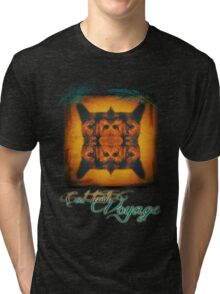 Cat-tastic Voyage Tri-blend T-Shirt