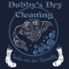 Dobby&#x27;s Dry Cleaning- Harry Potter by spacemonkeydr