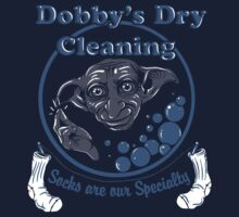 Dobby's Dry Cleaning- Harry Potter